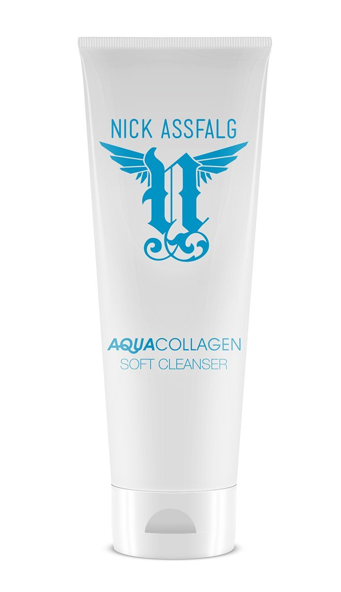 NA Aqua Collagen Soft Cleanser 200ml - NICK ASSFALG PRO SKINCARE & MAKEUP Mascara Anti Aging Hautcreme Profi Kosmetik