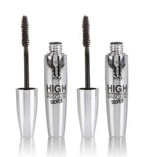 NA High Performance Mascara Duo Silber Edition 2 x 12ml - NICK ASSFALG PRO SKINCARE & MAKEUP Mascara Anti Aging Hautcreme Profi Kosmetik