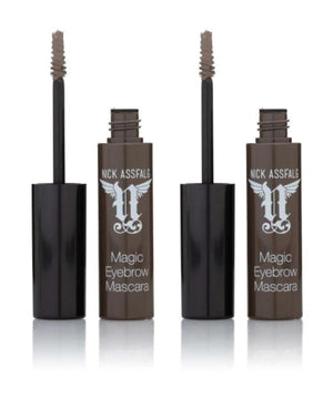 NA Magic Eyebrow Mascara Duo 2 x 9ml - NICK ASSFALG PRO SKINCARE & MAKEUP Mascara Anti Aging Hautcreme Profi Kosmetik