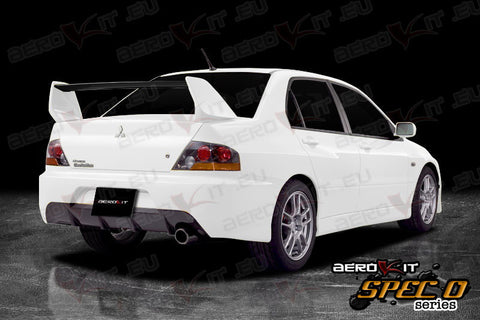 Lancer Evolution 9 Rear Bumper