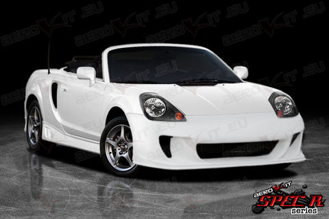 Toyota MR2 Roadster / MRS Spyder Spec R3 Front Bumper