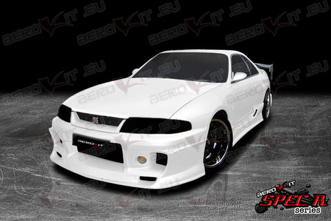 R33 Skyline Headlight Blanks / Spoiler / Accessories