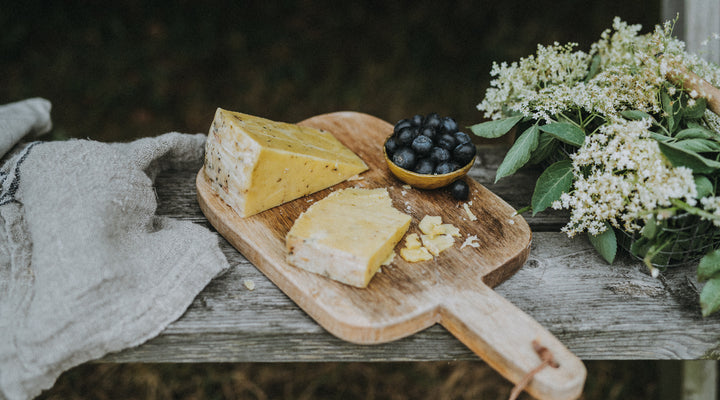 Summer Cheese Tasting at the Quicke's Farm Shop