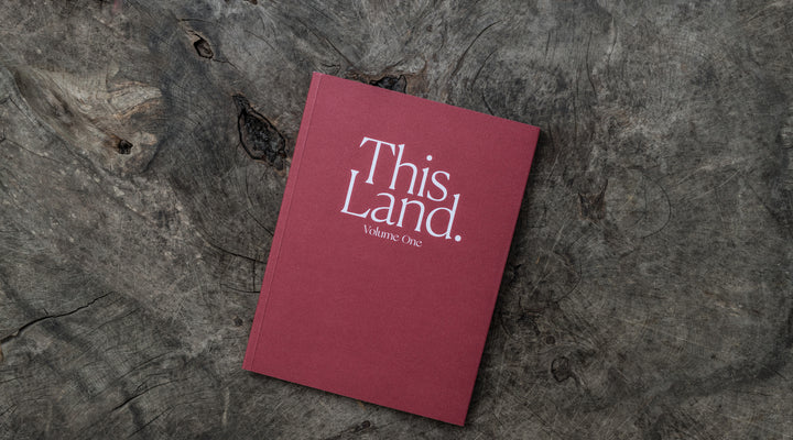 Introducing our Journal: This Land
