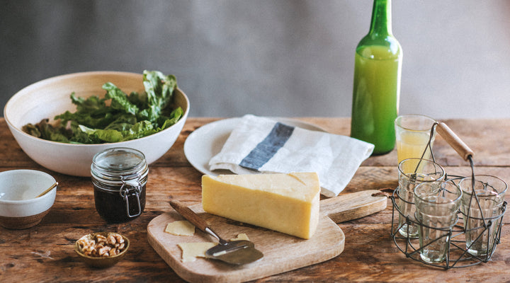 Four Cheeses To Celebrate Spring's Arrival