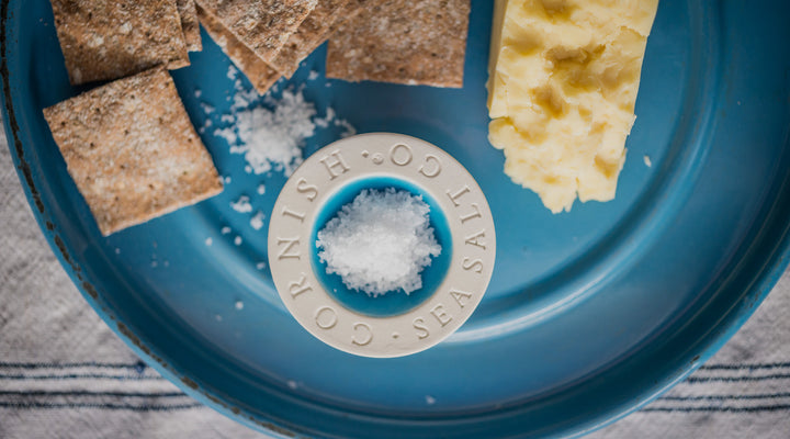 Win a Cornish Sea Salt & Quicke's Cheese Bundle Worth Over £100