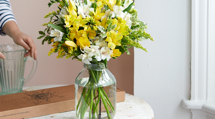 Win Cheese & Flowers For Your Mum This Mother's Day