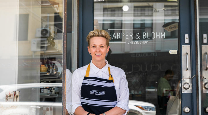 Meet Harper & Blohm Cheese Shop, Melbourne