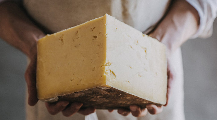 THE BRITISH CHEESE WEEKENDER