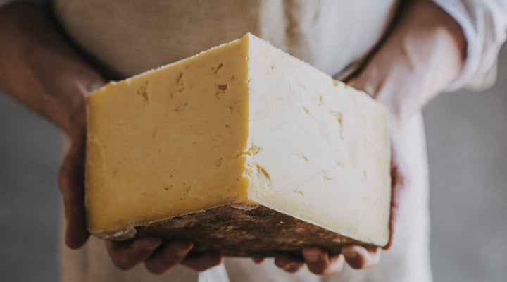 Join us for the inaugural British Cheese Weekender.