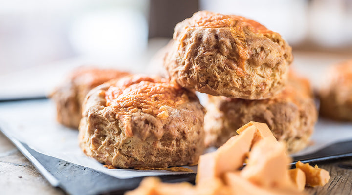 Quicke's Signature Cheese Scones