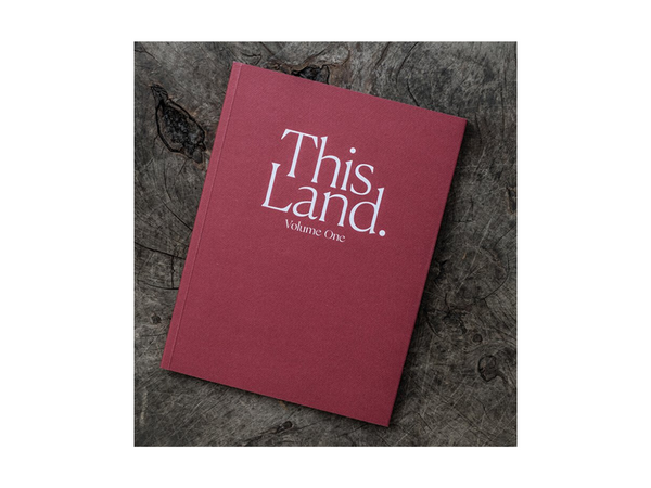 This Land, Journal One by Quicke's