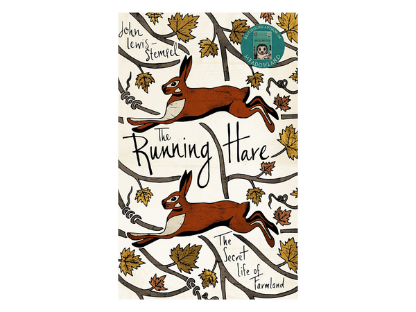 The Running Hare: The Secret Life of Farmland by Lewis-Stempel