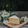 Elderflower Clothbound Cheese