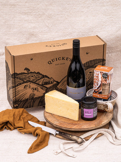 The Cheese and Wine Hamper