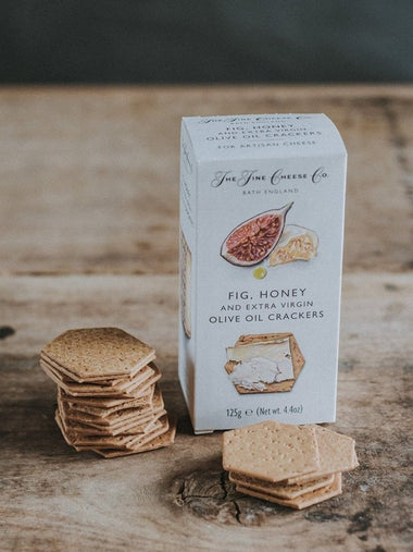 Fine Cheese Co Fig Crackers