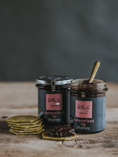 Hillside Caramelised Fig Chutney