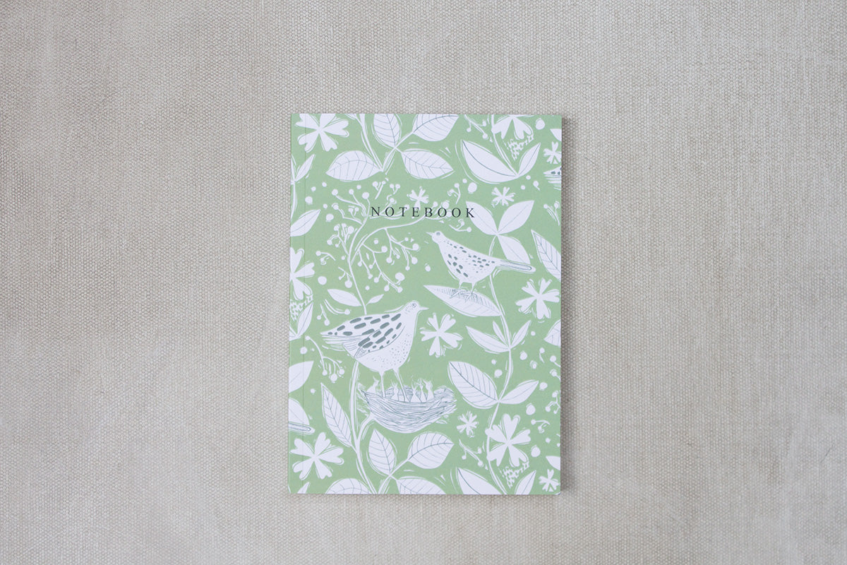 Sam Wilson Notebook A6 Hedgerow