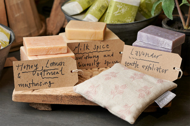 Handmade Soap - Natural Lavender