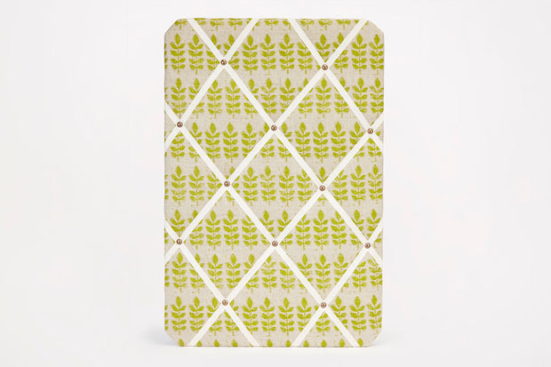 Sam Wilson Green Leaf Memo Boards