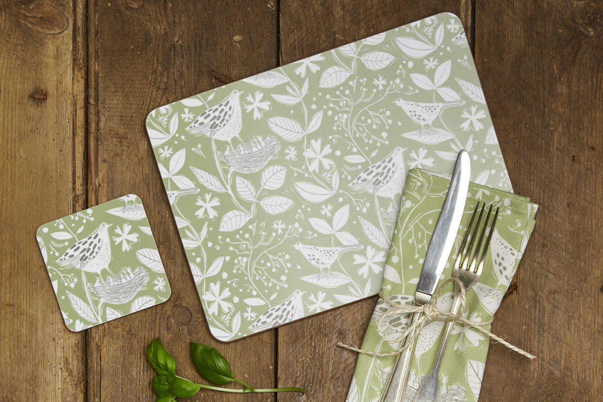 Sam Wilson Hedgerow Placemat