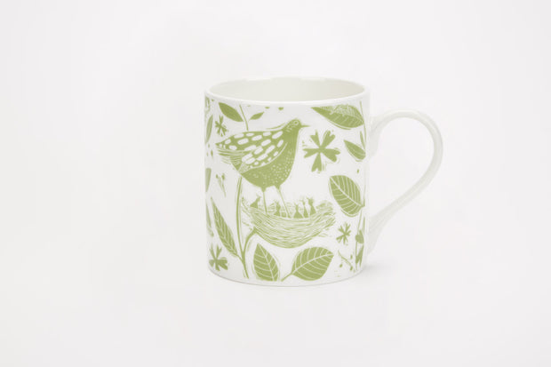 Sam Wilson Hedgerow Pattern Mug