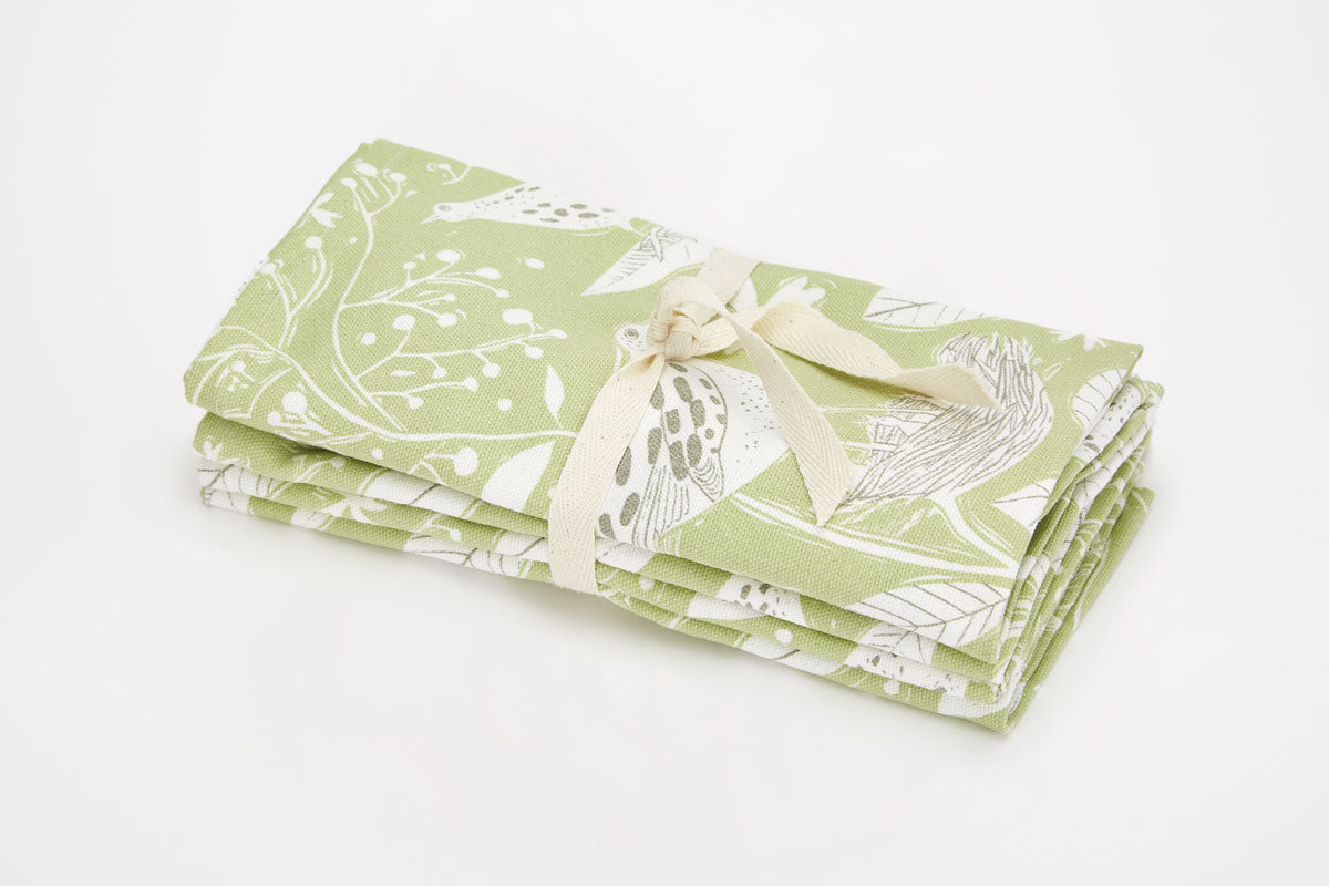 Sam Wilson Hedgerow Napkins - Set of 4