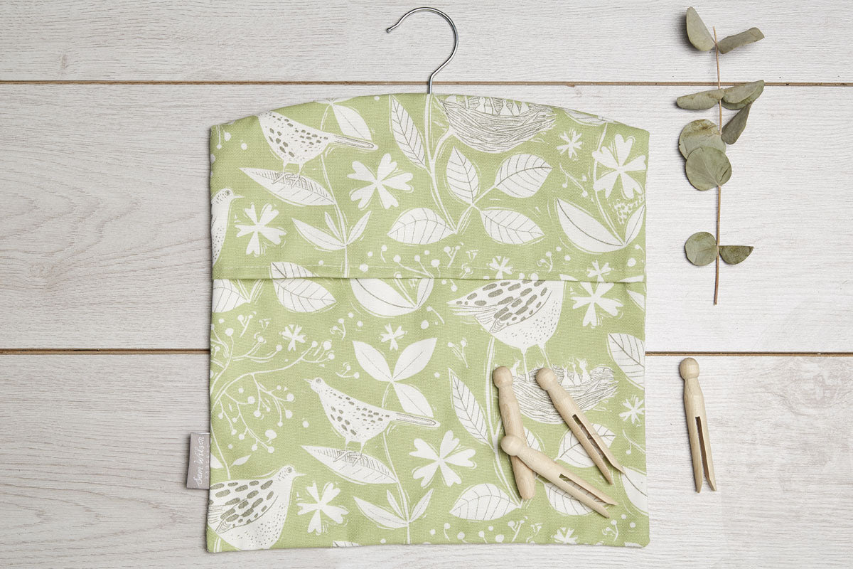 Sam Wilson Hedgerow Cotton Peg Bag