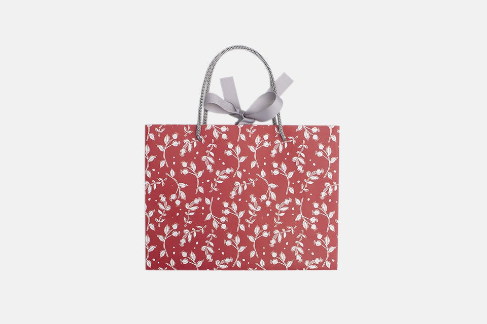 Sam Wilson Rosehip Medium Christmas Gift Bags
