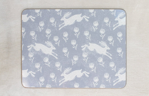 Running Hare Placemat