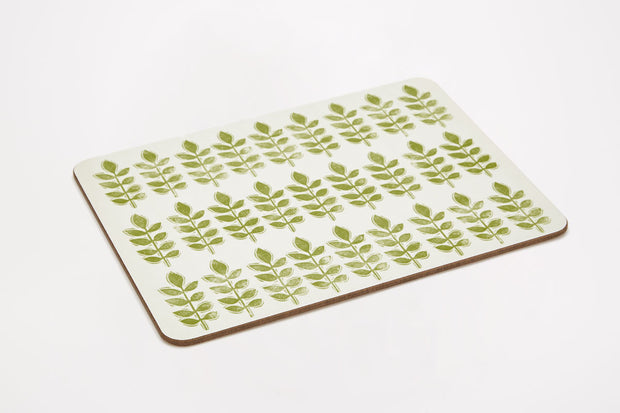 Sam Wilson Green Leaf Placemat