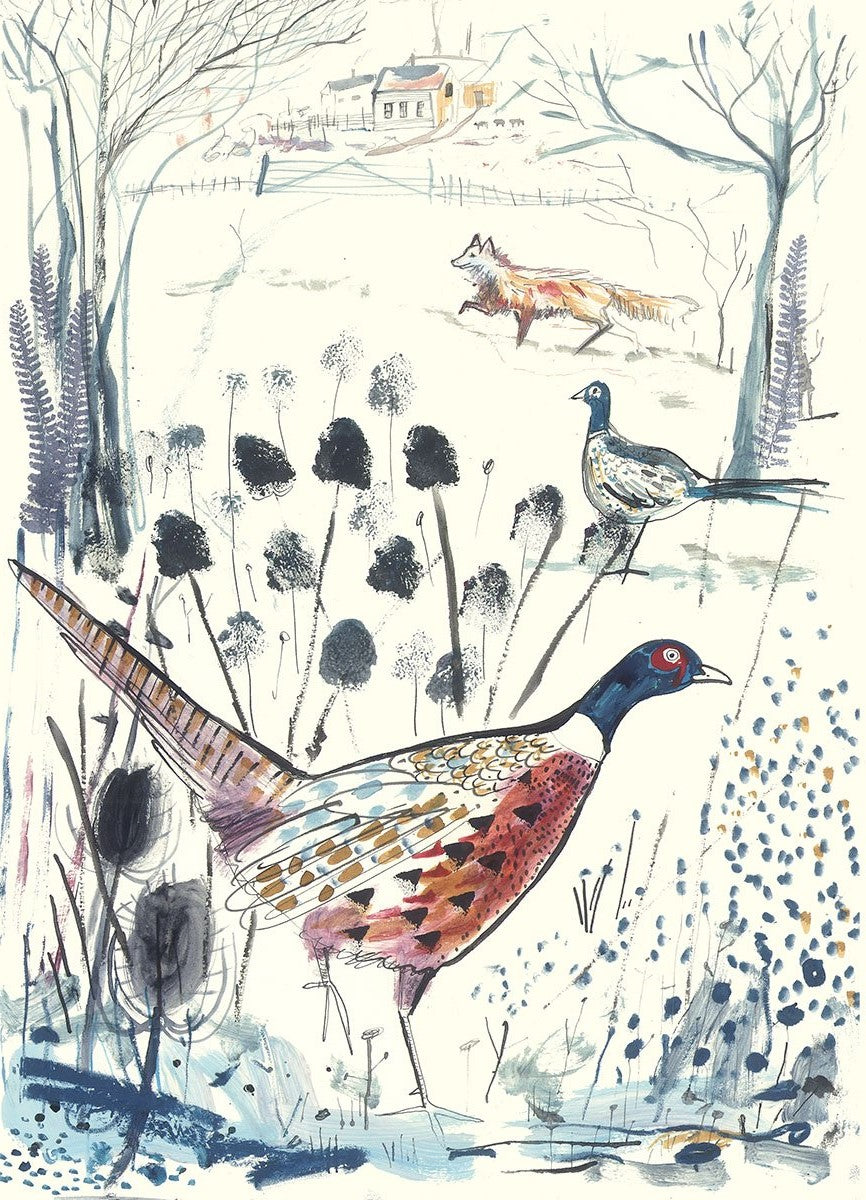 Sam Wilson The Pheasant & The Fox