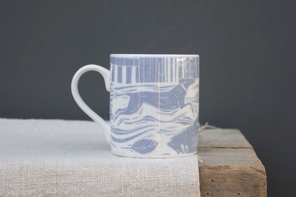Through The Fields Mug