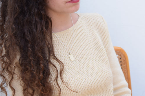 Ardoise necklace