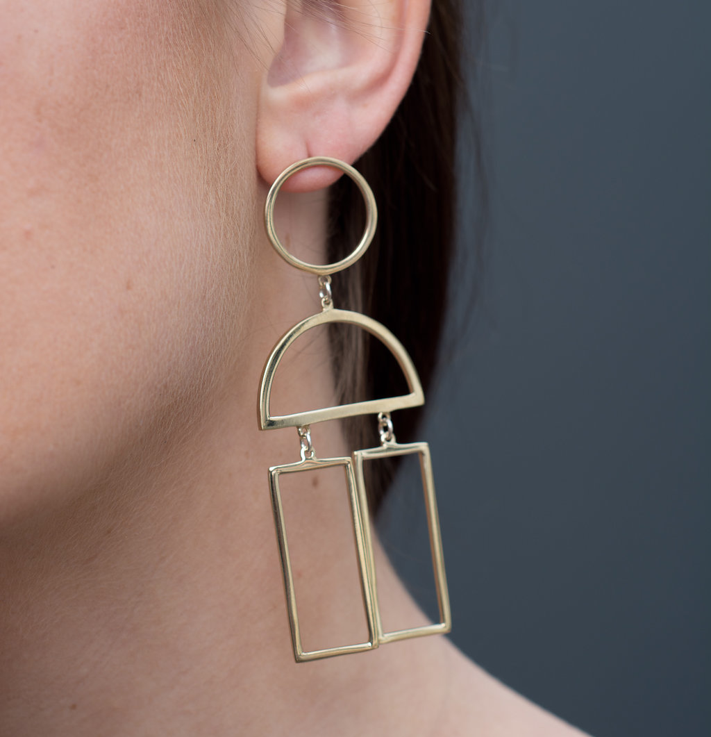 San Mateo earrings