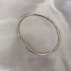 Skinny twig bangle