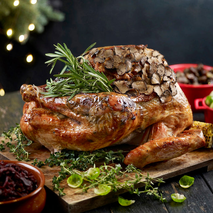 Black Truffle Roast Christmas Turkey (6kg)