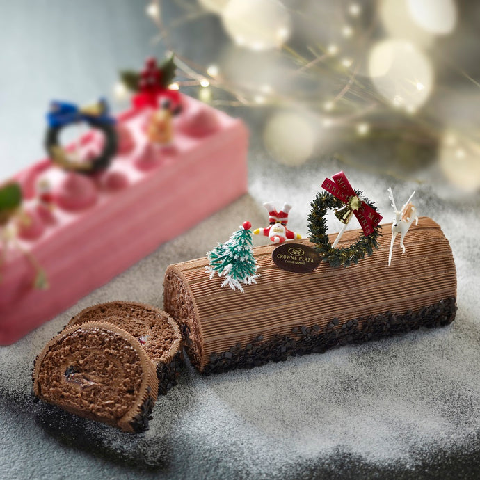 Choco-log of Joy Yule Log Cake (1.2kg)