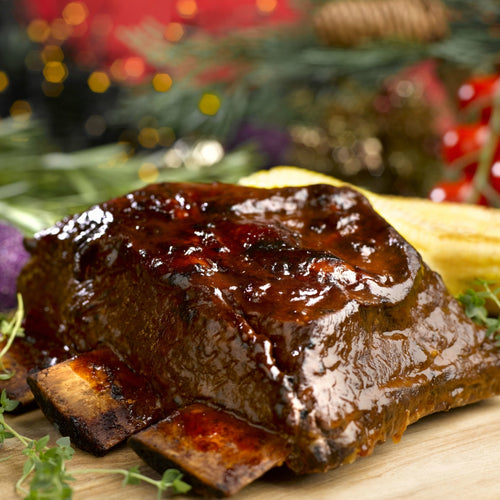 Signature BBQ Roasted Beef Ribs (1.2kg)