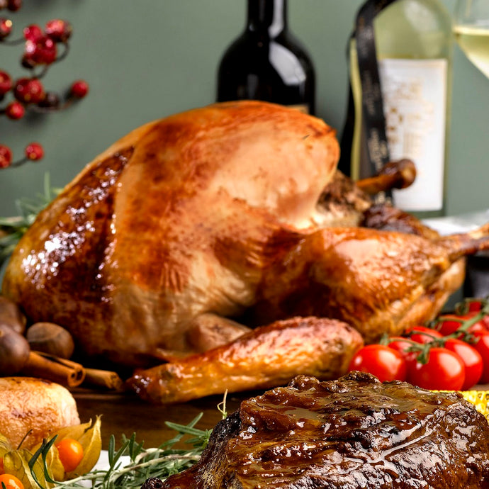 Traditional Roast Christmas Turkey, 6kg