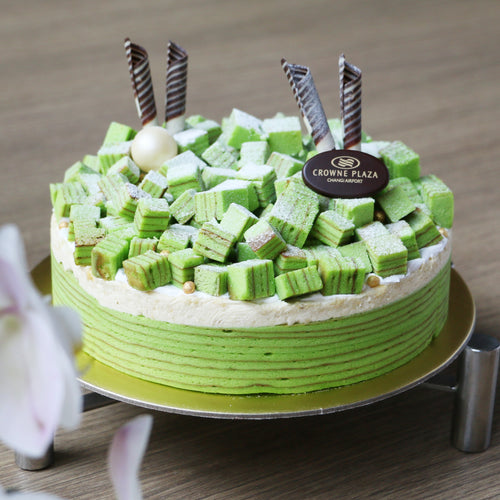 Double Durian Mousse Cake (1kg) - New!