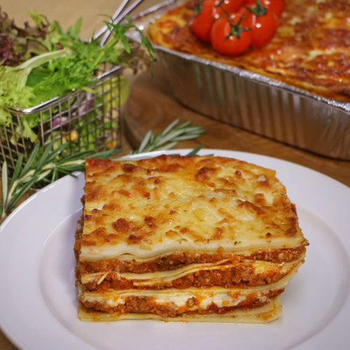 Beef or Chicken Lasagna