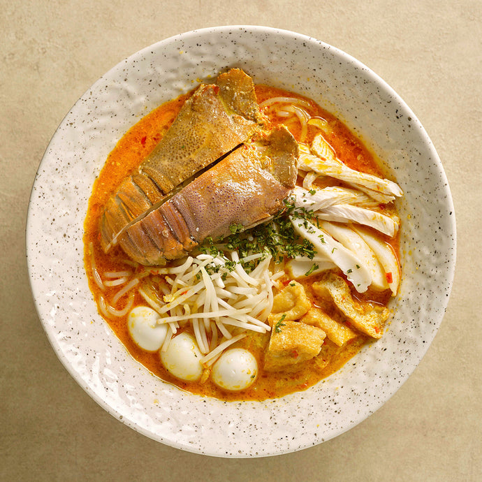 Slipper Lobster Laksa