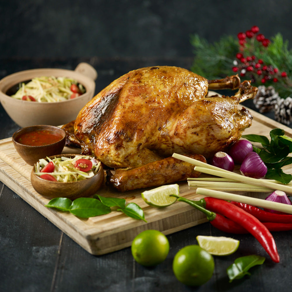 Tom Yum Roast Turkey 6kg