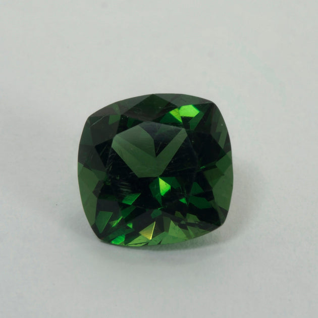 Unheated 3.75ct Apatite Cushion Cut