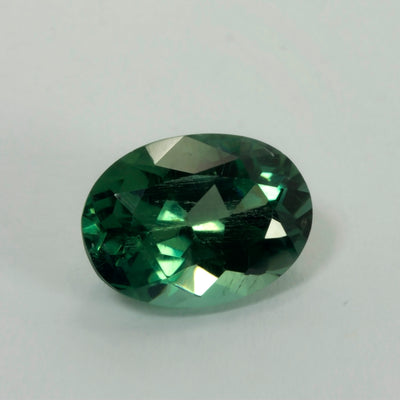 Unheated 5.54ct Apatite Oval Cut