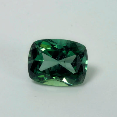 Unheated 5.30ct Apatite Rectangular Cushion Cut