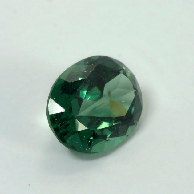Unheated 11.54ct Apatite Oval Cut