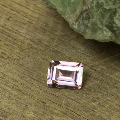 1.44ct Morganite Emerald Cut
