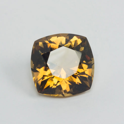 16mm 15.29ct Citrine Cushion Cut
